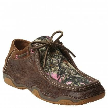 Ariat Women's Rock Spring Timber Shoes