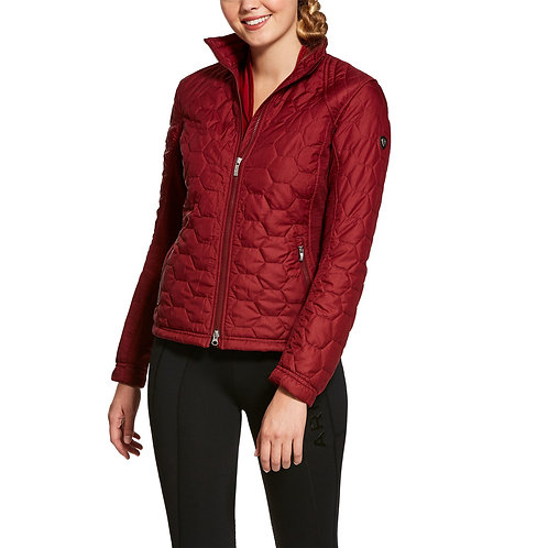 Ariat Women's Volt Jacket - Cabernet Heather