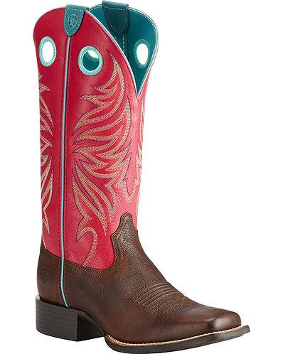 Ariat Women's Round Up Ryder Yukon Boots