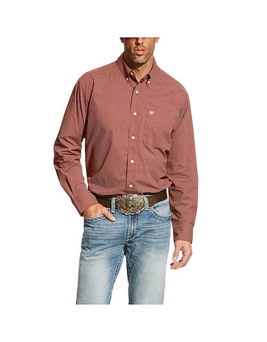 Ariat Barnabas Western Shirt