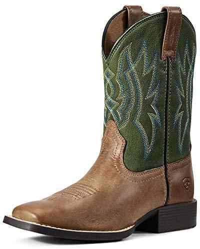 ARIAT Boys' Pace Setter Western Boot Wide Square Toe - 10029599