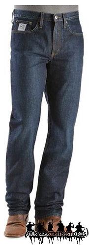 Cinch Silver Label - Dark Stonewash Jeans