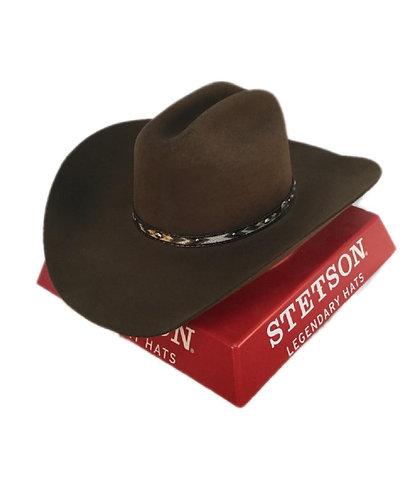 STETSON WHITMORE FELT HAT