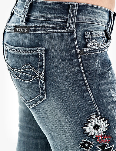 Cowgirl Tuff Aztec II Jeans