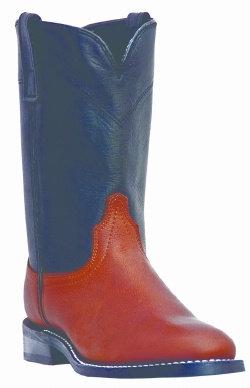 Laredo Men's Saddle Roper Boot 28-7952
