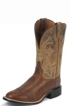 Tony Lama Men's Cognac Shoulder Boot 7941