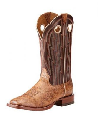 Ariat Men's Professional Leather Fast Action Desert Drought Cowboy Cocoa 100231
