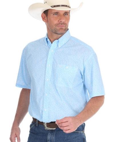 George Strait Short Sleeve Shirt MGSB451