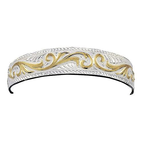 Montana Silversmiths Classic Montana Scroll Bracelet