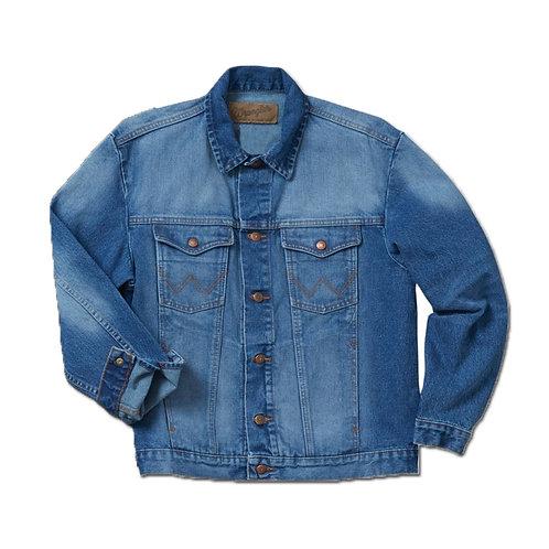 Men's Denim Jacket by Wrangler 74145vb