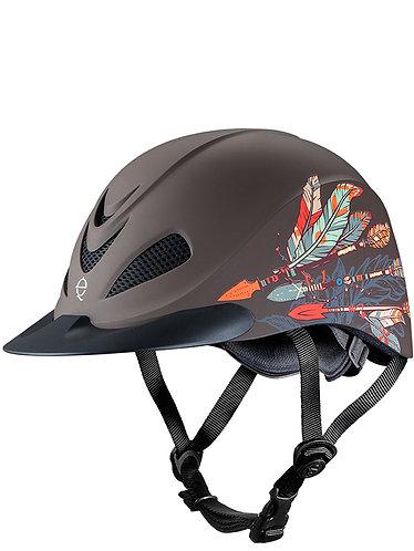 Troxel Rebel Arrow Western Helmet