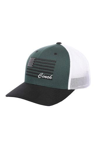 CINCH MENS FLEXFIT TRUCKER CAP 7/20 - MUL