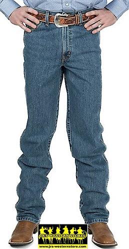 Cinch Green Label - Medium Stonewash Jeans