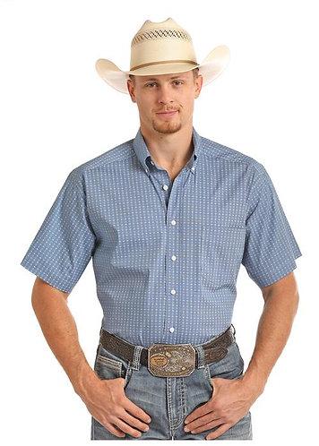 Panhandle Mens Short Sleeve Shirt T1D6310