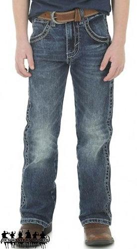 Boys 20X #42 Dark Wash Vintage Jeans