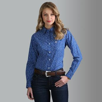 George Strait For Her Top - LGSB658