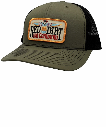RED DIRT HAT CO. THUNDERBIRD CAP- STYLE #RDHC152