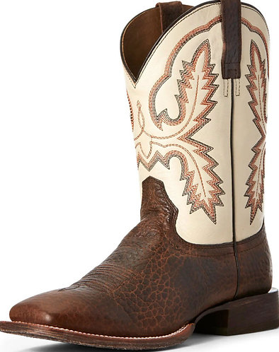 Ariat Circuit Dayworker Ivory Square Toe Boot