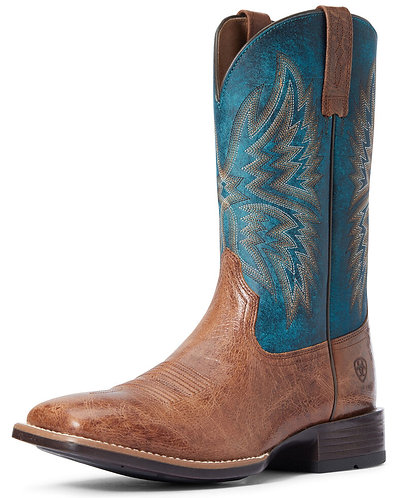 Ariat Men's Valor Western Boots - Wide Square Toe