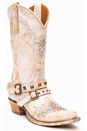 Dan Post Women's Restless Western Boots - Snip Toe