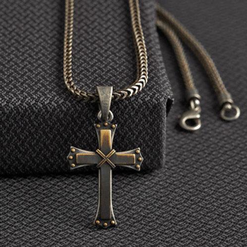 TWISTER - Men's Necklace #32136