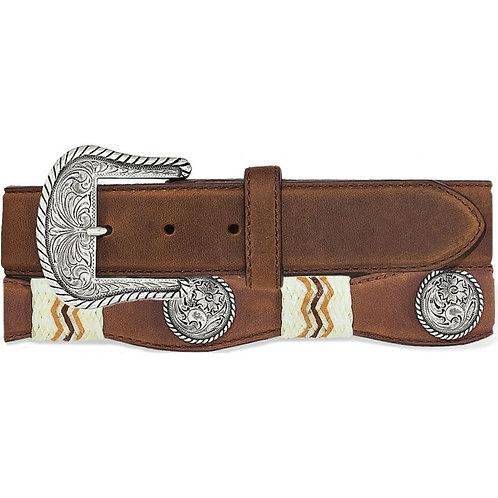 Buckaroo Rawhide Belt 79807 by Tony Lama