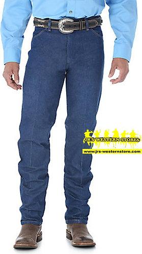 Wrangler Rigid Cowboy Cut Indigo Jeans
