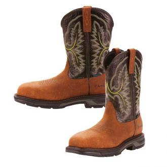 Ariat Workhog XT Wide Square Toe H2O for Men