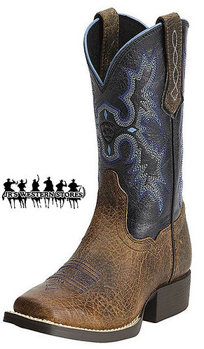 Ariat Punchy Brown Tombstone Kid's Boot