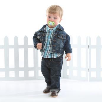 Wrangler® Baby Jacket - PQK126D