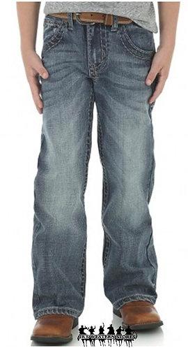 Boys Rock 47 Medium Stonewash Jeans