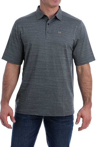 CINCH MENS S/S ARENAFLEX POLO 3/21 - HGY