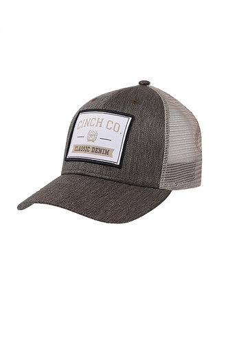 CINCH MENS TRUCKER CAP 3/20 - MUL