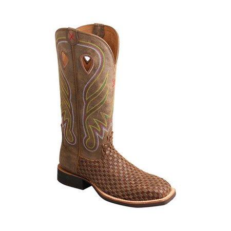 Women's Twisted X WRS0026 Ruff Stock Cowboy Boot Women's Twisted X WRS0026 Ruff