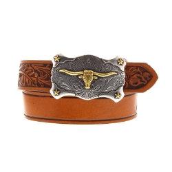 Western Lil Tex Name Blank Boy's Belt