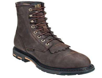 Ariat Waterproof Duratread EH Kiltie Workhog Boots 10011939