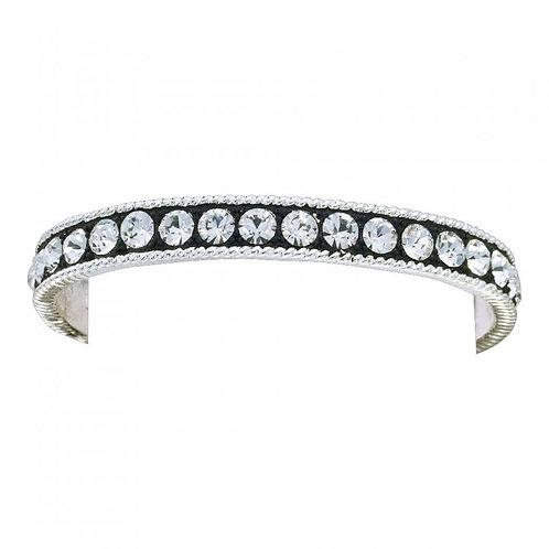 Crystal Shine Bangle Bracelet