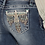 Thumbnail: MISS ME HEAD OF THE TRIBE BOOTCUT JEANS