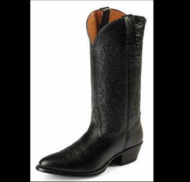 Nocona Men's Black Imperial Calf Boot #NB2005