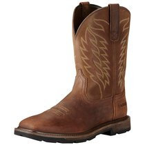 Ariat Groundbreaker 10 Inch Wide Square Toe Wellington 10020059
