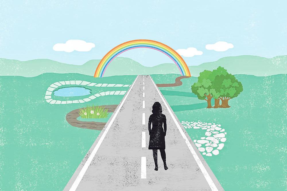 Illustration -  Gwenda Kaczor