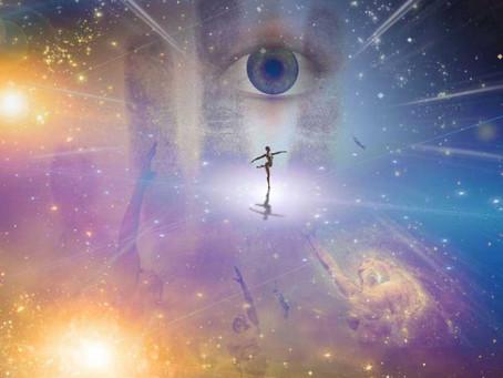 【所有事情也是在神聖的秩序當中 – Everything is in Divine Order】