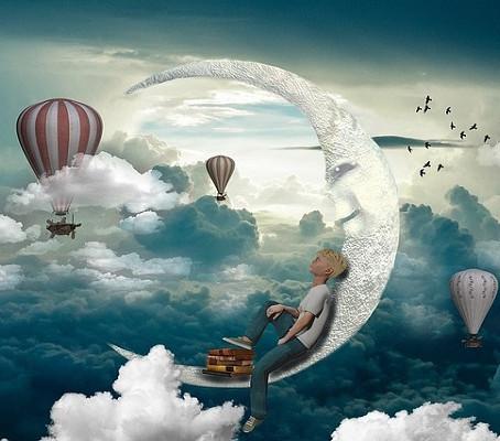 【夢戲:有意識的操縱夢讓自己的物質實更圓滿】