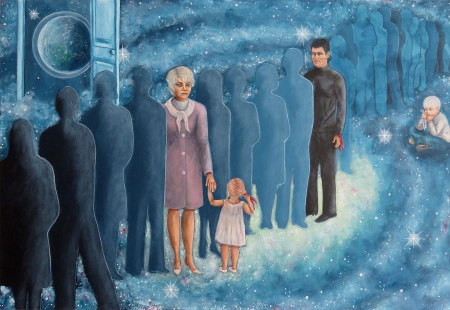 Reincarnation by Tatiana Nenko