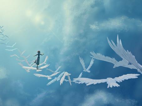 【名為生命的摩天輪:靈魂意識的向上演化歷程】