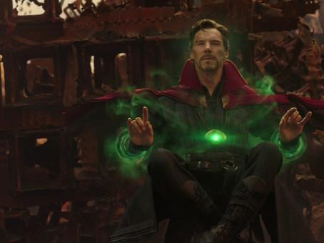 【高我就是你的奇異博士:看透14000605種結局而給予你一個看似爛透的方向】