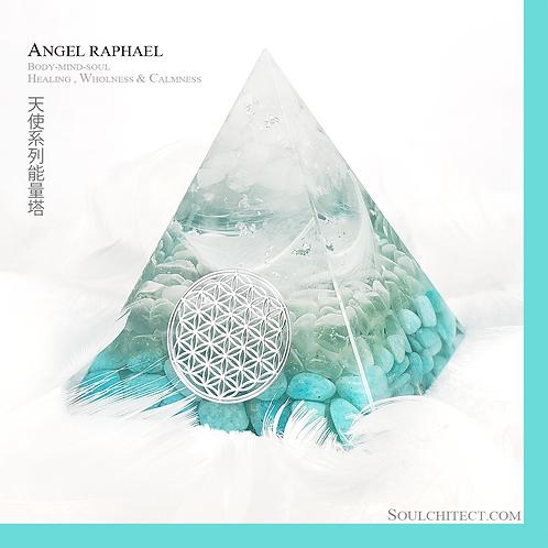 天使系列能量塔 ANGEL RAPHAEL