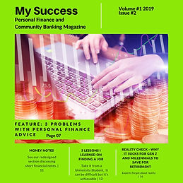 My Success Magazine Vol 1 Issue #2 Inst.