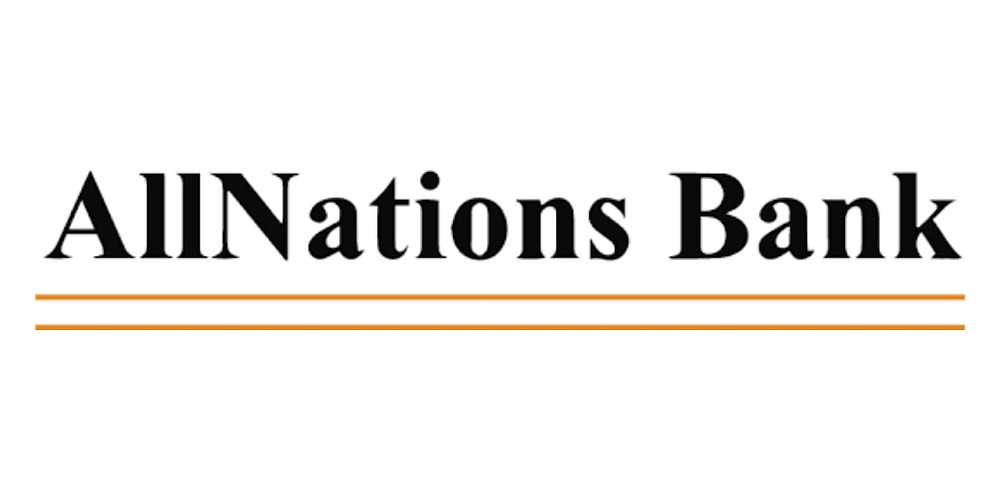 Top bank, AllNations bank is a native-owned bank by the Absentee Shawnee Tribe of Oklahoma. Provides financial services to Native Americans across the USA.