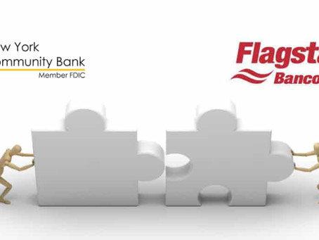 N.Y. Community Bancorps' $2.6 billion merger with Flagstar Bancorp creates an opportunity